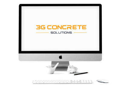 3G Concrete Solutions Logo