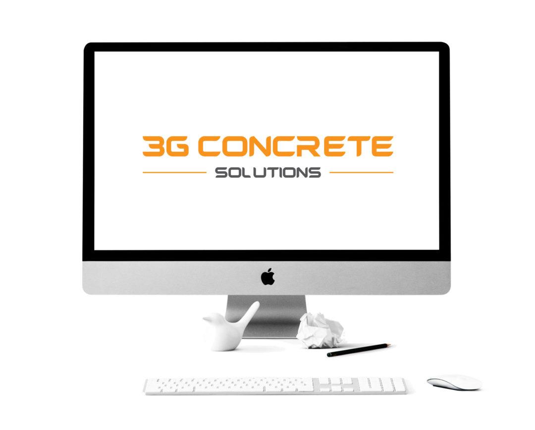 3G Concrete Solutions Logo