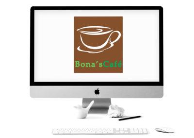 Bona's Cafe Logo