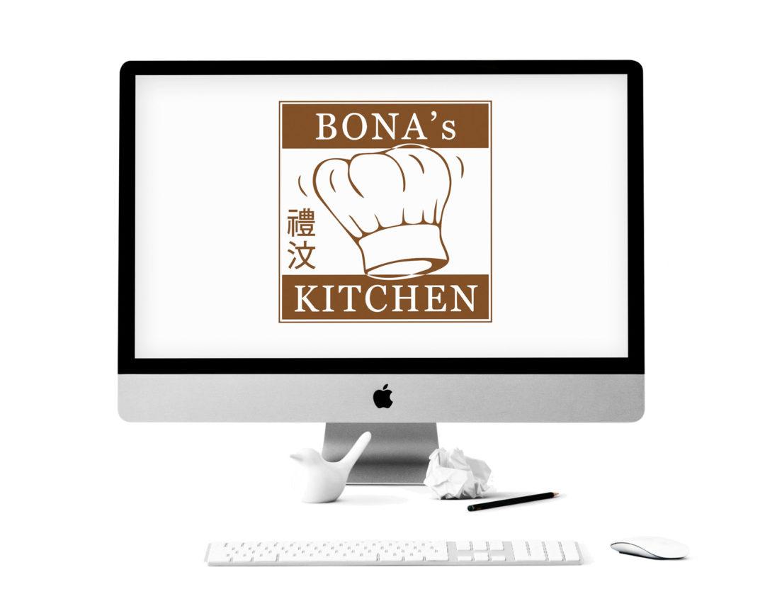 Bona's Kitchen Logo