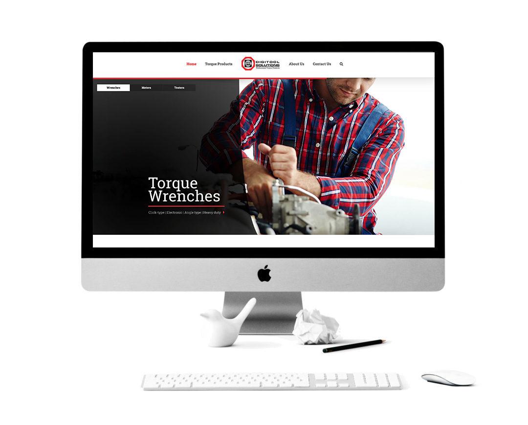 Digitool Solutions Website