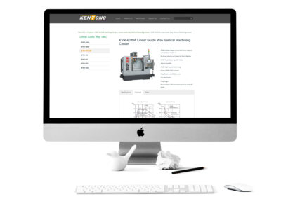 Kent CNC Website