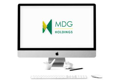 MDG Holdings Logo