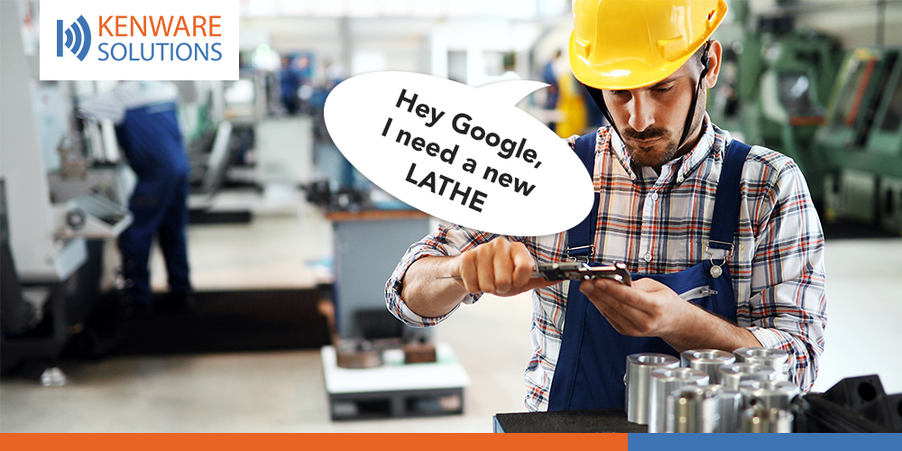 Local Job Shops Google their Next Machines