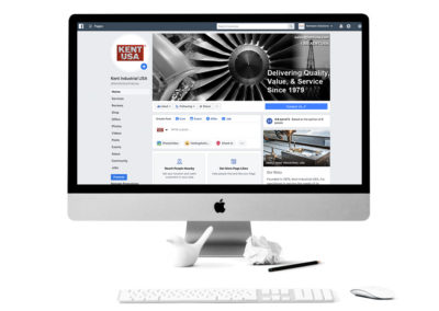 Kent USA Social Media